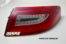 SW-Light LED taillights for Porsche 911 / 996 97-06 red/crystal