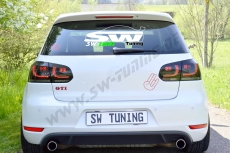 SW-Light LED Taillights R-Look for VW Golf VI 2008-2012 smoke (also Series LED)