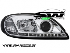 SW-Light headlights Citroen Saxo 00-04 LED positionslight