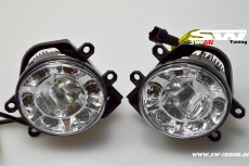 LED DRL/Fog/Positionlight for Toyota Auris IQ Verso AvensisIII / Lexus IS-F LX RX450h 08-15 Models