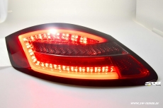 SW-Celi LED Tail Light for Porsche Boxster / Cayman 987 05-09 red / cherry Lightbar
