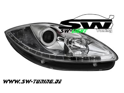 sw light scheinwerfer seat leon 05 09 1p tfl optik. Black Bedroom Furniture Sets. Home Design Ideas