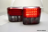SW-Light LED taillights for VW T4 90-03 red smoke