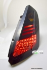 LED taillights Fiat Grande Punto Typ199 05-09 black