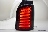 SW-Celis LED taillights VW T5 Type 7H 7E 03-15 smoke Lightbar